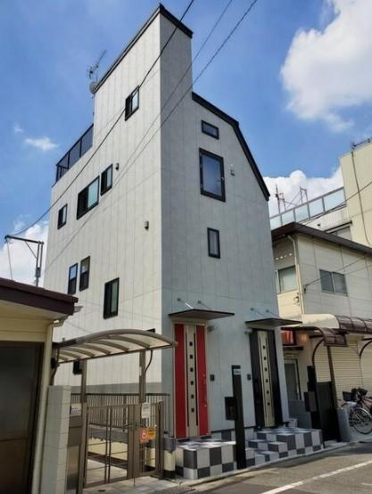 大田区上池台3丁目 【賃貸居住】アパート