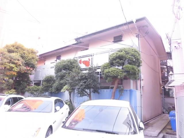 渋谷区千駄ヶ谷1丁目 【賃貸居住】アパート