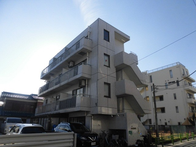 世田谷区玉川3丁目 【賃貸居住】マンション