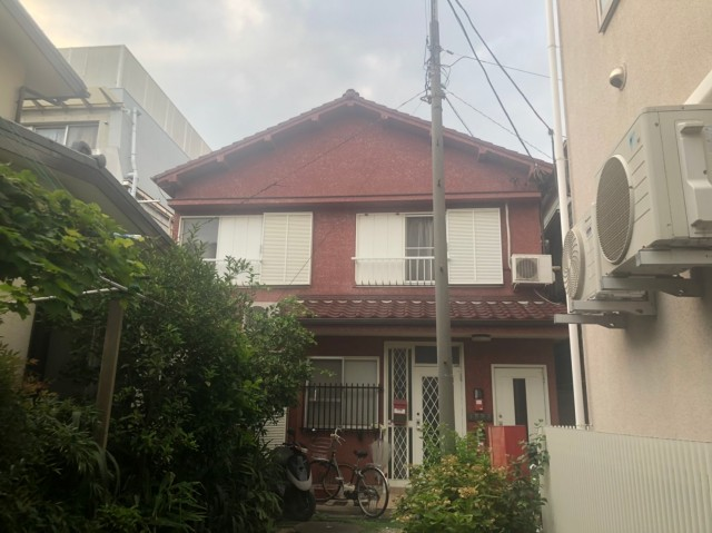 大田区中央2丁目 【賃貸居住】アパート