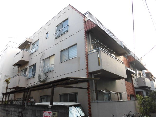 大田区北千束1丁目 【賃貸居住】マンション