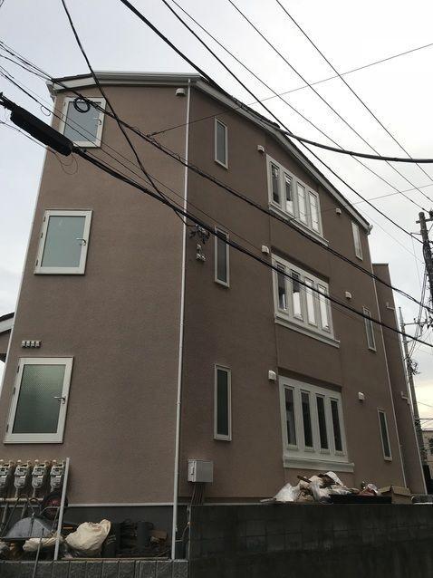 大田区南馬込5丁目 【賃貸居住】アパート