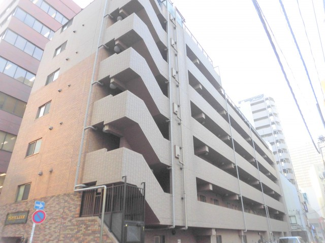 品川区西五反田2丁目 【賃貸居住】マンション