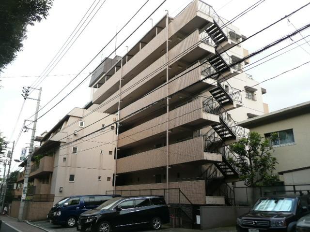 渋谷区広尾5丁目 【賃貸居住】マンション