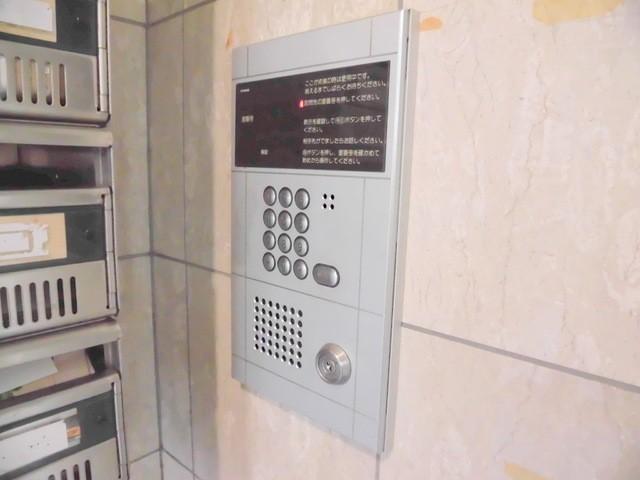 オートロックセキュリティ(その他建物画像)