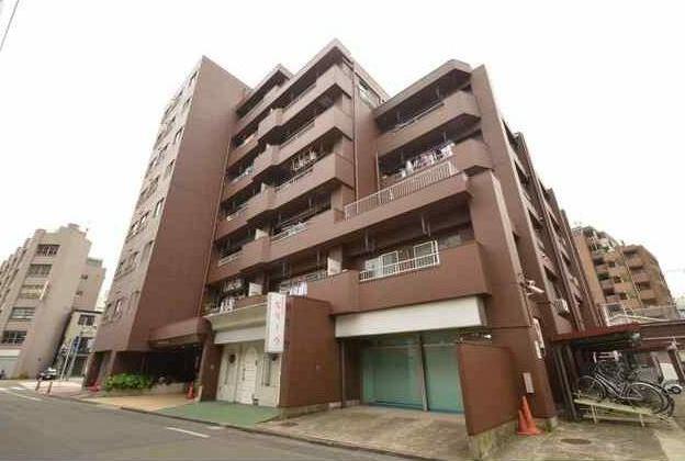 大田区大森北2丁目 【賃貸居住】マンション
