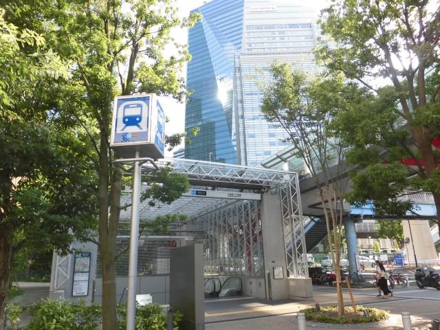 六本木一丁目駅(周辺)