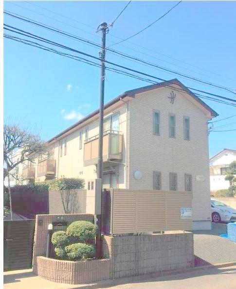 大田区南千束2丁目 【賃貸居住】アパート
