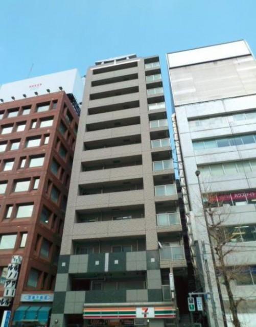 港区高輪3丁目 【賃貸居住】マンション