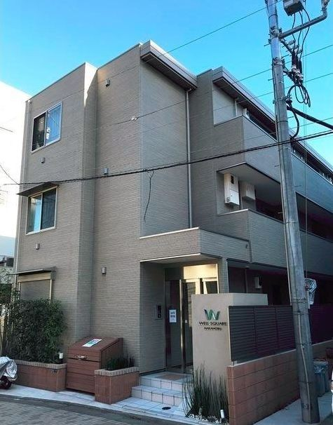 品川区西大井6丁目 【賃貸居住】マンション