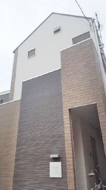 品川区荏原4丁目 【賃貸居住】アパート