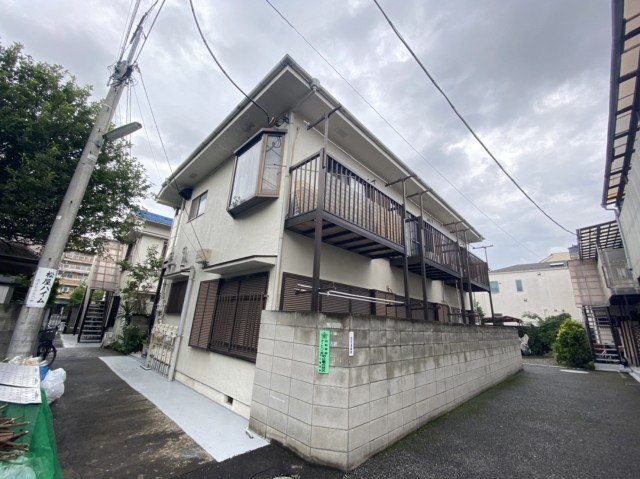 世田谷区尾山台3丁目 【賃貸居住】アパート
