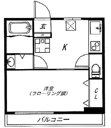 目黒区目黒本町6丁目 【賃貸居住】マンション