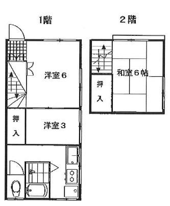品川区小山2丁目 【賃貸居住】アパート
