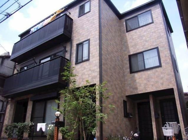 品川区旗の台3丁目 【賃貸居住】アパート