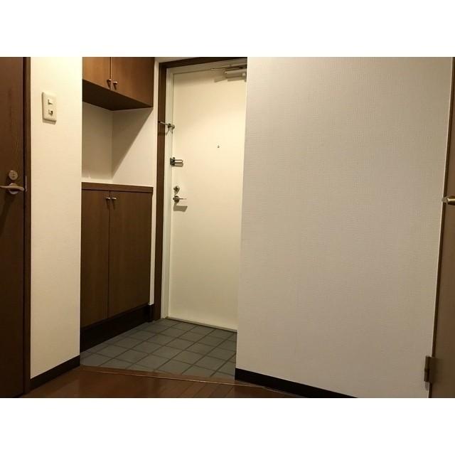 ※同タイプ・別部屋の写真です。(玄関)