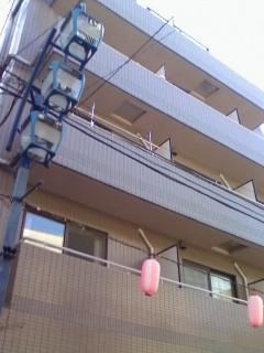 目黒区上目黒4丁目 【賃貸居住】マンション