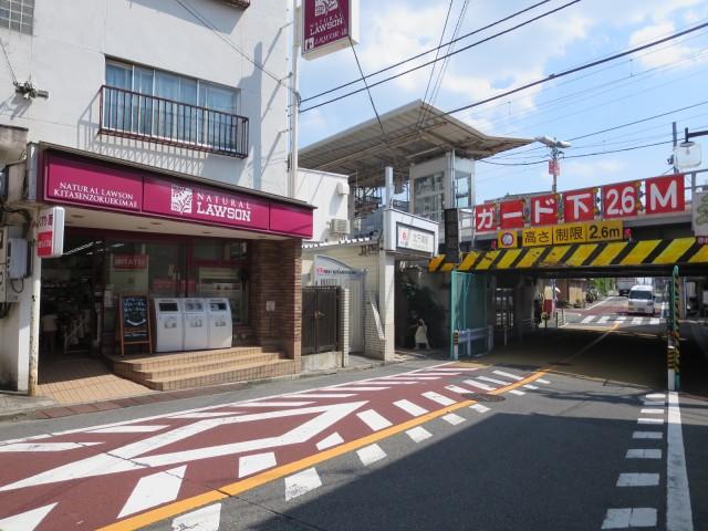 北千束駅.(周辺)