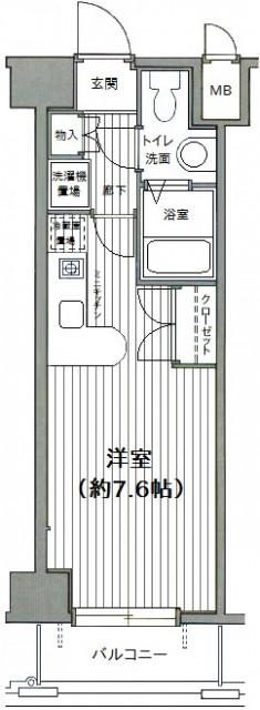 品川区東大井5丁目 【賃貸居住】マンション