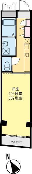 品川区中延3丁目 【賃貸居住】マンション