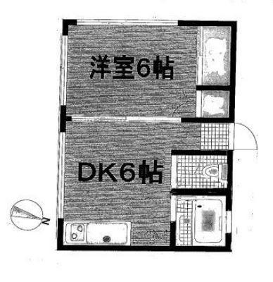 品川区豊町6丁目 【賃貸居住】アパート