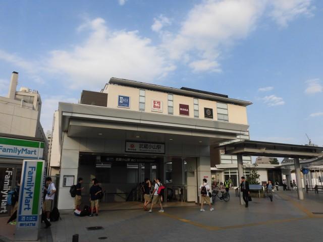 武蔵小山(周辺)