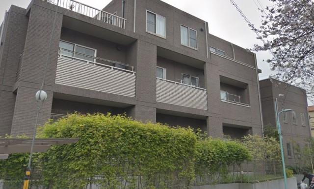 目黒区八雲5丁目 【賃貸居住】マンション