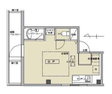 品川区小山6丁目 【賃貸居住】マンション
