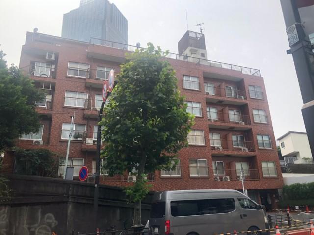港区赤坂9丁目 【賃貸居住】マンション