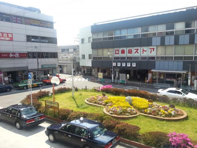 祐天寺駅(周辺)