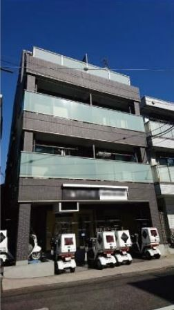 世田谷区奥沢4丁目 【賃貸居住】マンション