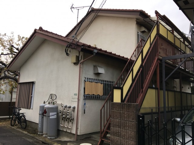 世田谷区深沢6丁目 【賃貸居住】アパート