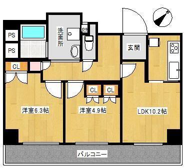 品川区大崎5丁目 【賃貸居住】マンション