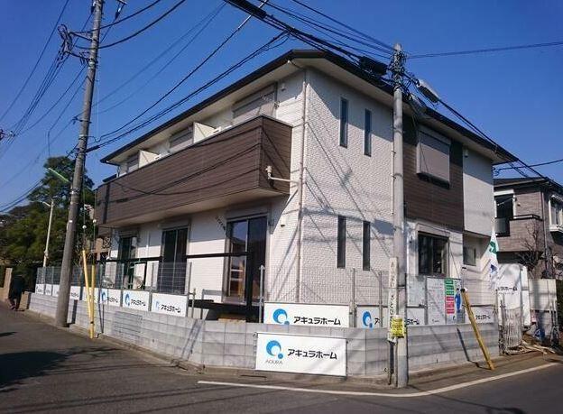 世田谷区奥沢2丁目 【賃貸居住】アパート
