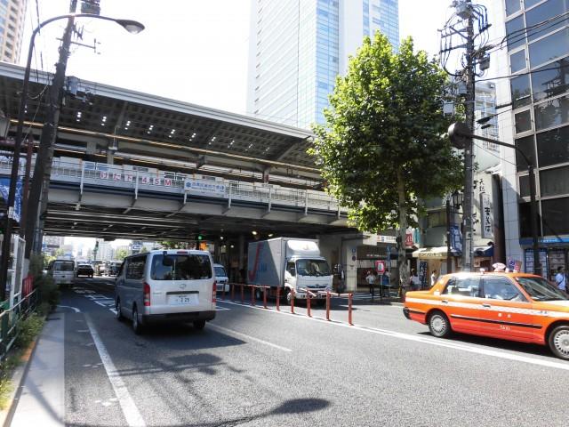 中目黒駅.(周辺)