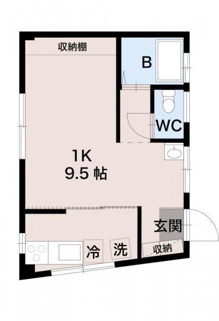 世田谷区等々力2丁目 【賃貸居住】マンション