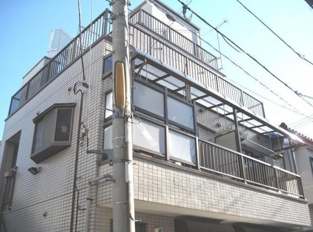 目黒区三田1丁目 【賃貸居住】アパート