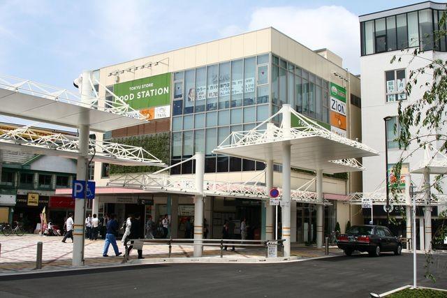西小山駅(周辺)