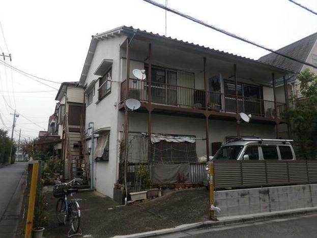 世田谷区玉堤2丁目 【賃貸居住】アパート