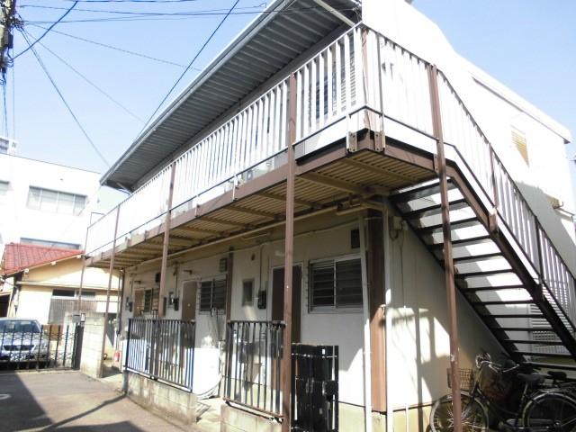 大田区大森北4丁目 【賃貸居住】アパート