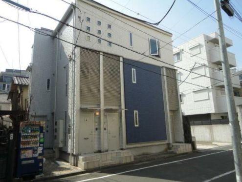 渋谷区恵比寿南1丁目 【賃貸居住】アパート