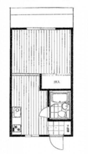 目黒区中目黒4丁目 【賃貸居住】アパート