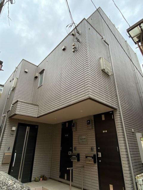 目黒区中根2丁目 【賃貸居住】アパート