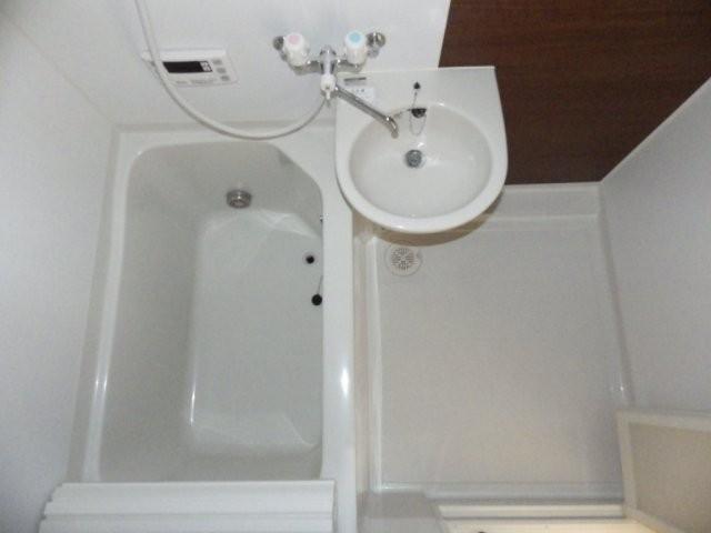 ※別部屋写真(203号室)(風呂)