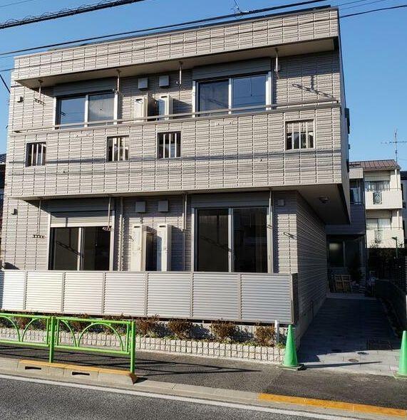 世田谷区弦巻4丁目 【賃貸居住】アパート