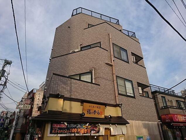 大田区北嶺町 【賃貸居住】マンション