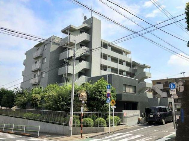 大田区東雪谷5丁目 【賃貸居住】マンション