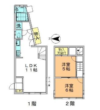 大田区中馬込2丁目 【賃貸居住】アパート