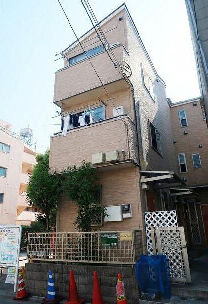 品川区荏原3丁目 【賃貸居住】アパート
