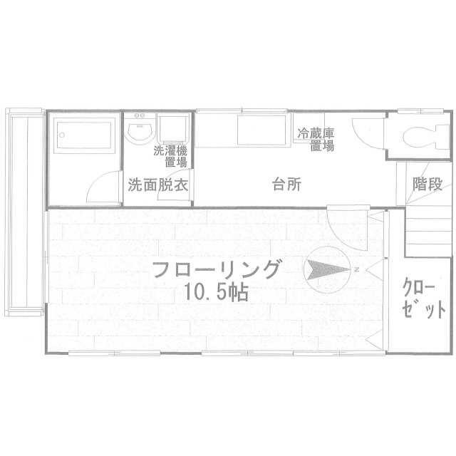 品川区二葉4丁目 【賃貸居住】アパート